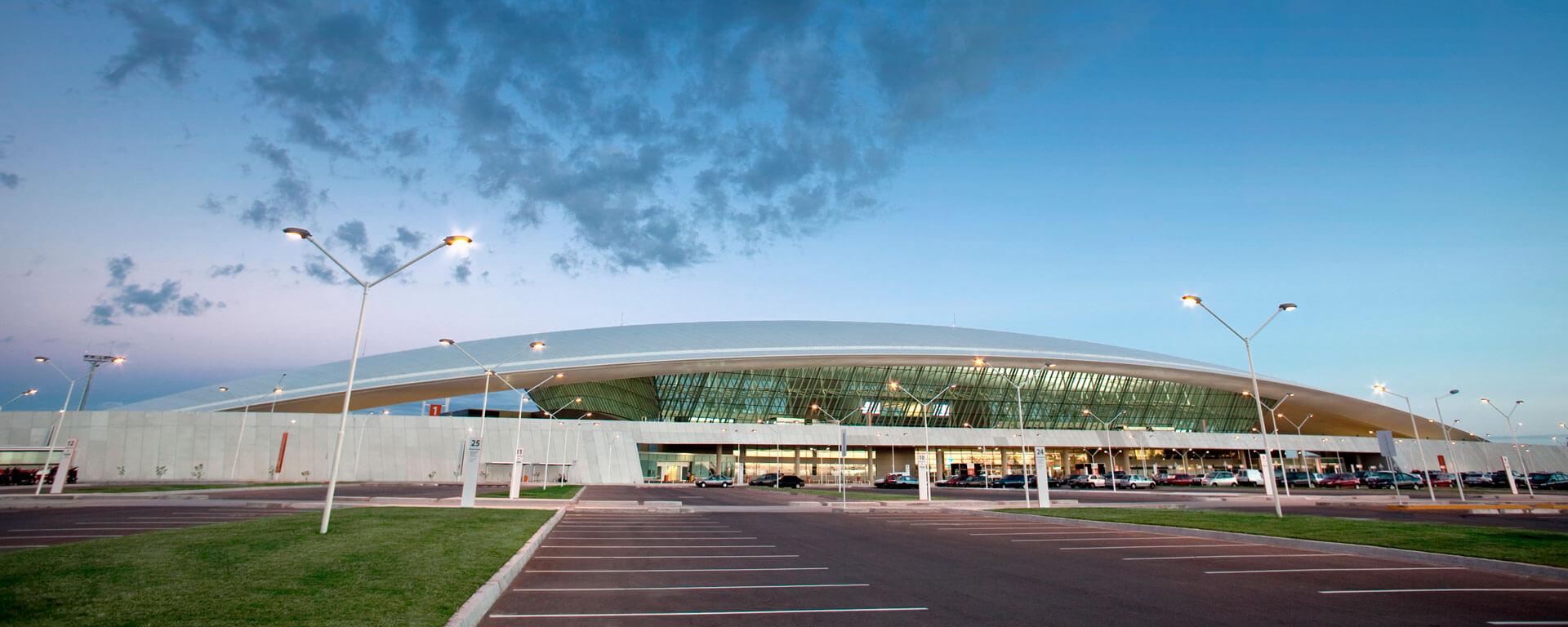 TCU – Terminal de Cargas del Uruguay, el primer aeropuerto libre de  Sudamérica