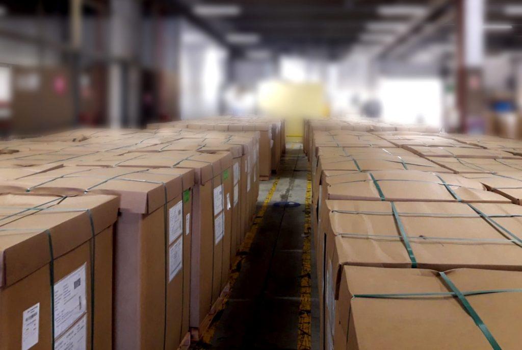 TCU - Más de 5000 toneladas de semillas exportadas