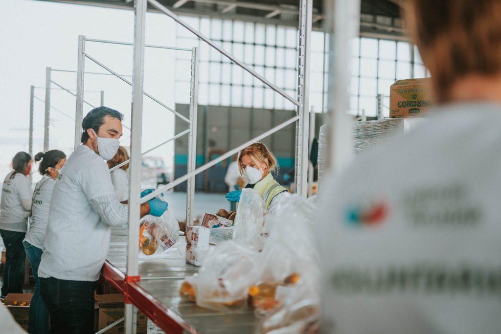 TCU - Más de 200.000 canastas solidarias para apoyar a familias uruguayas